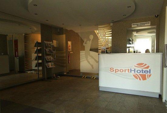 Sport Hotel : Reception