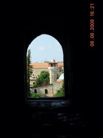 The Crusader Castle: Byblos