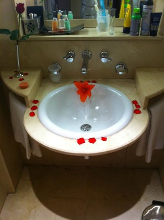 Le Diwan Rabat - MGallery Collection : Baño