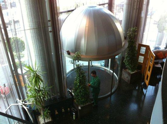Le Diwan Rabat - MGallery Collection : Entrada al Hotel