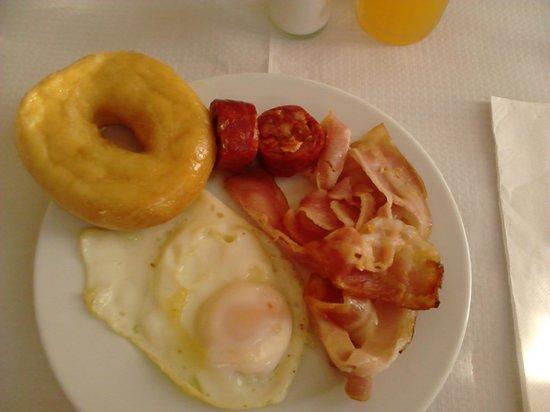 Hotel Victoria Playa: Desayuno