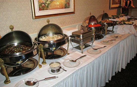 The Regency Room: Our popular Regency Buffet! Featured every Thursday to Saturday Evening