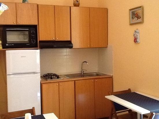 Sichelgaita Bed and Breakfast: kitchen