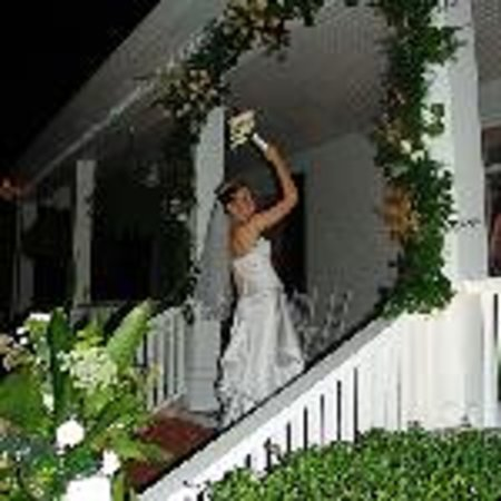 Perrin Guest House Inn: At the Wedding