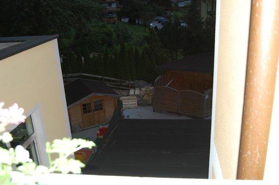 Hotel Kohlerhof: Blick vom Balkon
