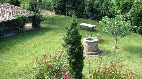 Agriturismo San Gallo: Giardino