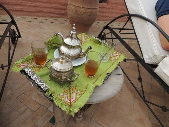 Riad El Faris : great hospitality