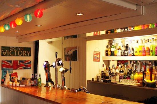 Ocean Lodge Newquay: Bar