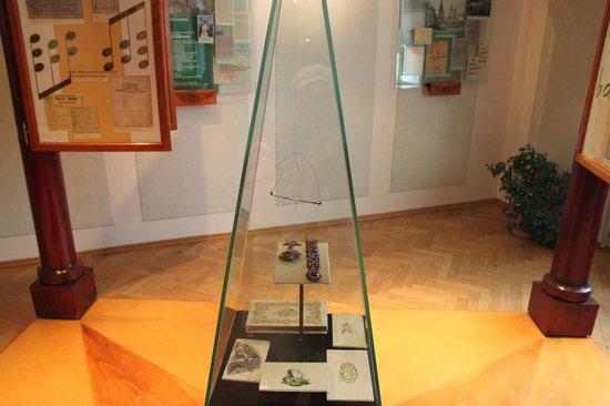 Bedrich Smetana Museum : 展示物