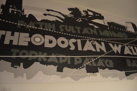 City Design Hostel: Istanbul room