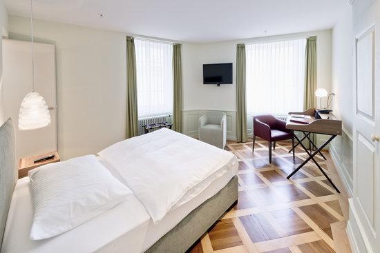 Atrium Hotel Blume: Doppelzimmer Grand Lit (Umbau 2013)