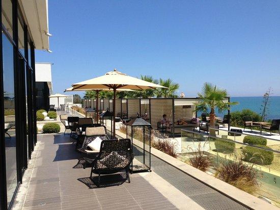Mövenpick Hotel Gammarth Tunis: COLAZIONE