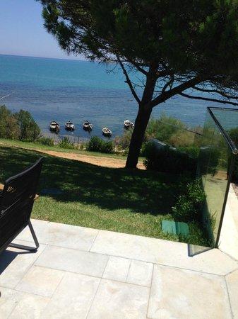 Mövenpick Hotel Gammarth Tunis: VISTA MARE