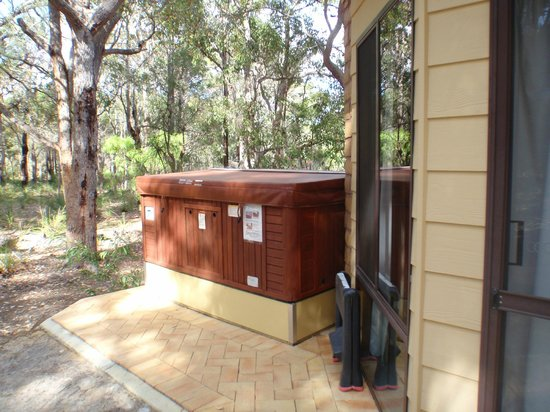 Yelverton Brook Eco Spa Retreat & Conservation Sanctuary: SPA