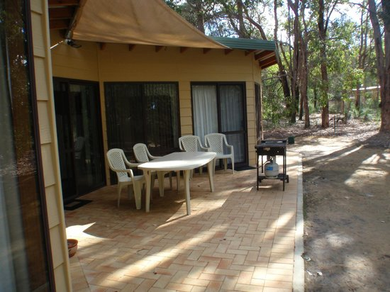Yelverton Brook Eco Spa Retreat & Conservation Sanctuary : outdoor area