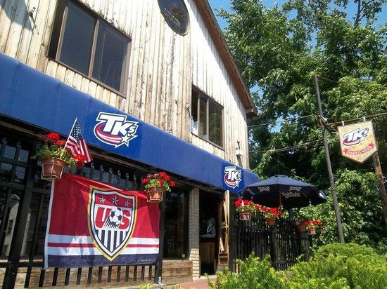 Tk S American Cafe Danbury Ct