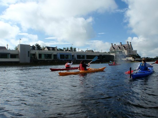 Paddle & Pedal: Passing the Ice House Hotel
