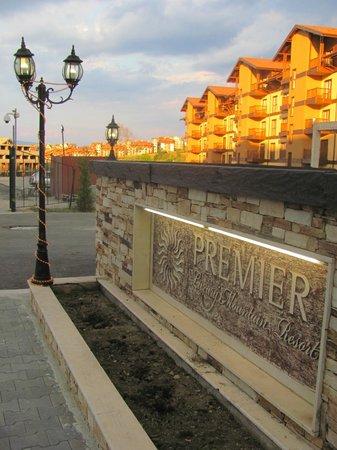 Premier Luxury Mountain Resort, Bansko: outdoor