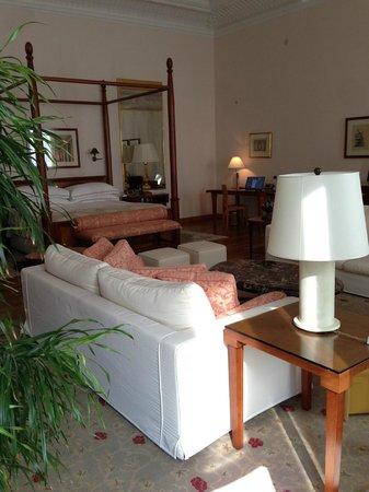 Four Seasons Hotel Milano: my bedroom