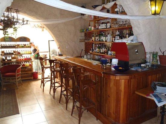 Heritage Pub: Bar