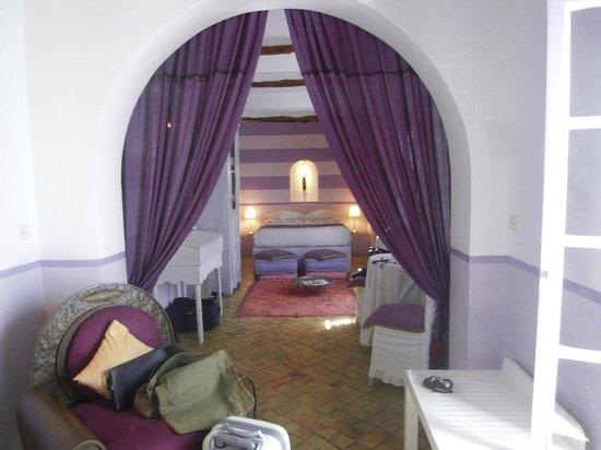 Riad Casa Lila: Suite Lila