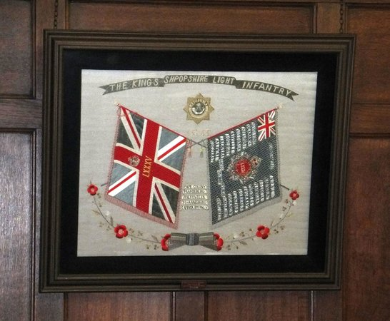 "The Union Jack Club : Motif at ""The Union Jack"", London, England"