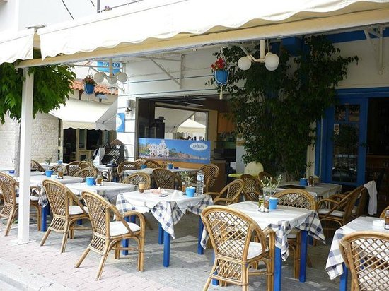 Ambrosia restaurant picture of ambrosia restaurant kos for Ambrosia mediterranean cuisine