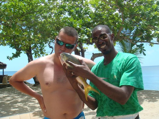 East Winds: Who is the best fisherman Nasis???