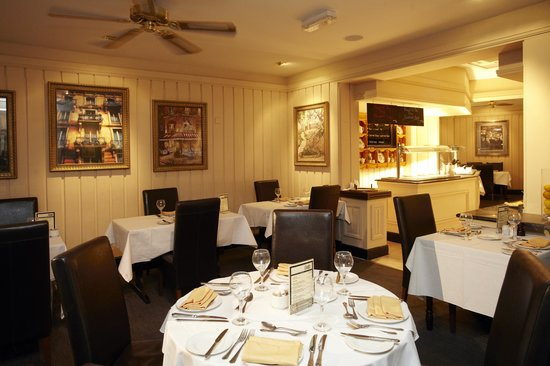 The Country Kitchen at Moor Hall Hotel & Spa