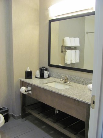 Holiday Inn Express & Suites Fredericksburg : Room 228