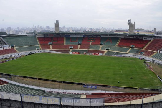 ‪Estadio Doutor Oswaldo Teixeira Duarte (Estadio do Caninde)‬