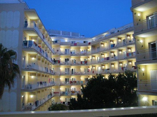 Gran Hotel Flamingo: Ночной Flamingo