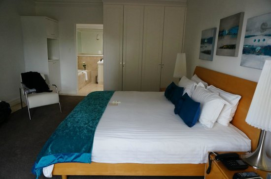 The Clarendon Fresnaye: chambre