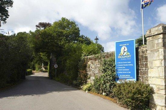 Beauport Holiday Park - Park Holidays UK: Beauport Holiday Park