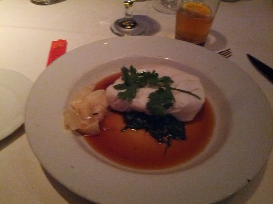 Wildfish Seafood Grille : Sea Bass