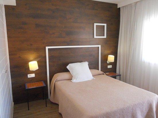 Hotel Villamor : habitacion doble