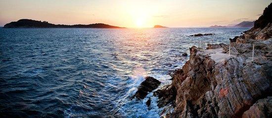 Hotel Croatia Cavtat: View of the Adriatic Sea