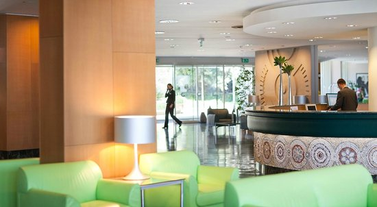 Hotel Croatia Cavtat: Hotel Lobby
