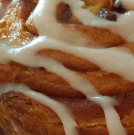 Days Inn & Suites Moncton: The legendary cinnamon roll