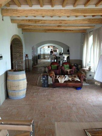 Conti di San Bonifacio Wine Resort: Common area