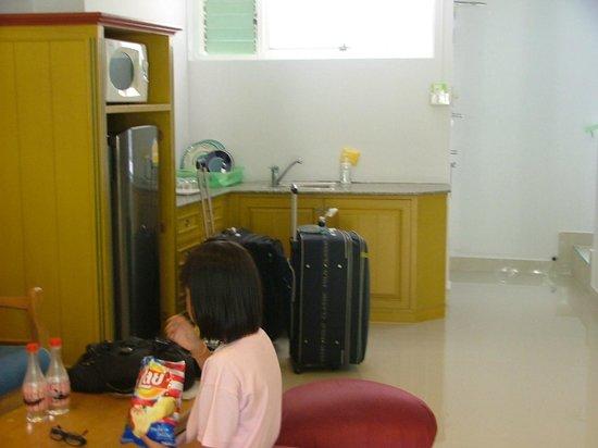 Chom View Hotel: ชั้นล่าง