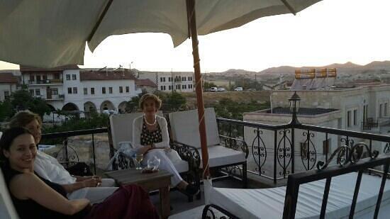 Canela Cave Hotel: cok keyifliyiz :)