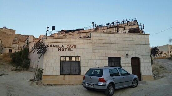 Canela Cave Hotel: müthiş bir otel