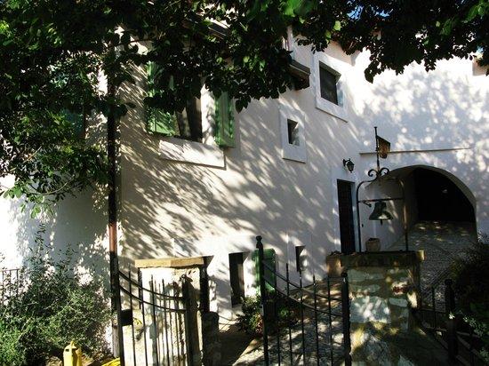 Le Logge di Silvignano: Villa Ulysses Entrance