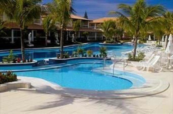 Atlantico Buzios Hotel : Piscina do hotel