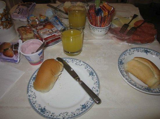 Locanda Ca' San Marcuola : The boring breakfast