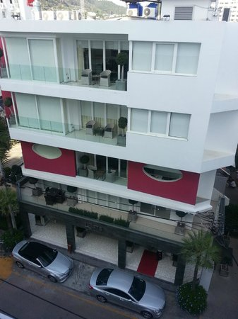 BYD Lofts Boutique Hotel & Serviced Apartments : 3rd wing