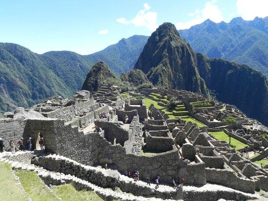 Santuario Hotel: Machu Picchu