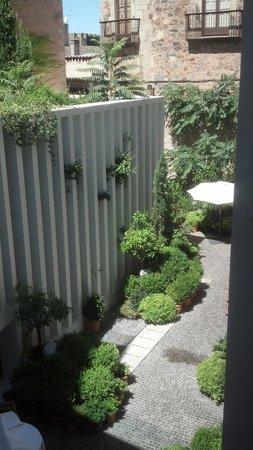 Atrio Restaurante Hotel Relais & Chateaux: terraza de verano