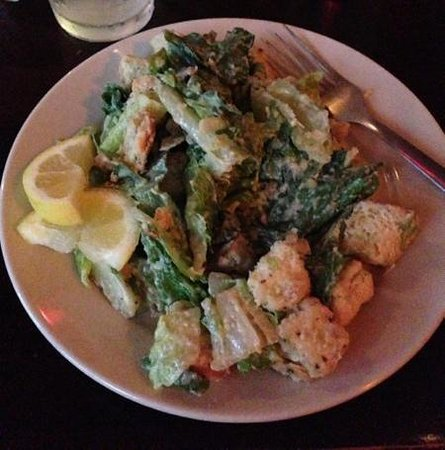 The Top: Vegan Caesar Salad